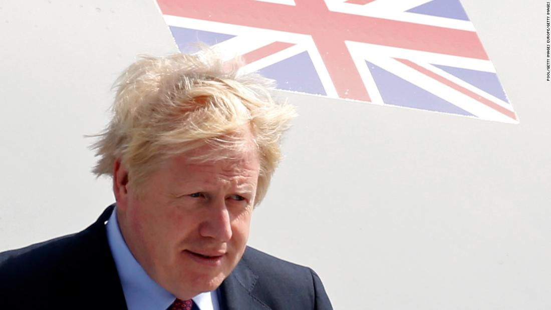 Boris Johnson stakes future on Donald Trump after Brexit. The gamble may break Britain