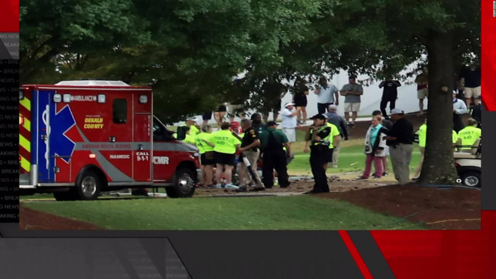 PGA Tour Championship: At least 6 people wounded after