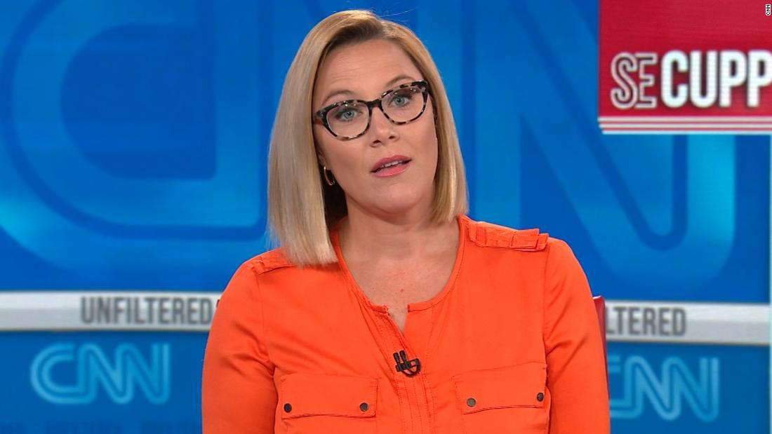 SE Cupp: If it feels like the world is on fire ... it is