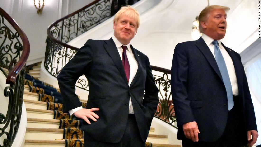 Για τις ΗΠΑ και το ηνωμένο βασίλειο, τον αγώνα για να λιώσει κάτω είναι πολύ κοντά στο