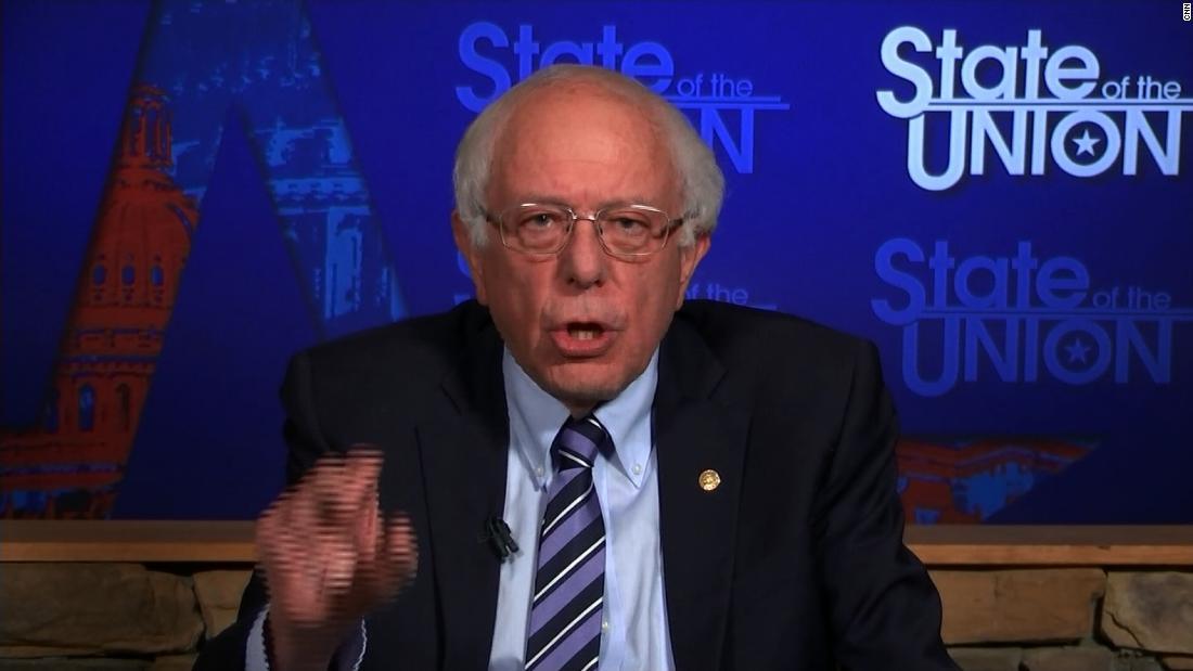 Bernie Sanders: I'd use tariffs, but rationally