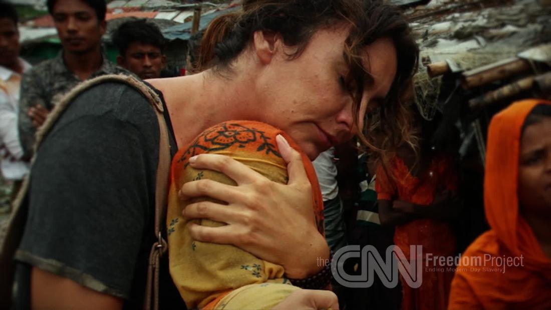 CNN Freedom Project: Stolen Son trailer