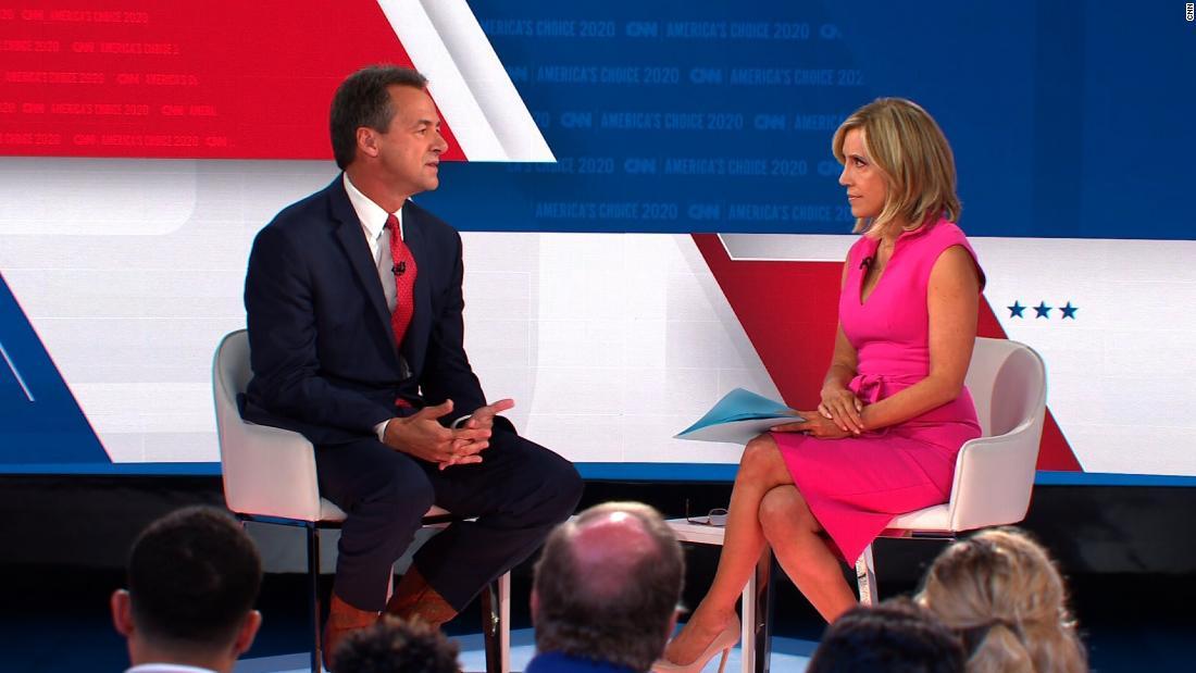 6 takeaways from CNN's town halls with Steve Bullock and Bill de Blasio
