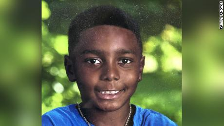 Eddie Hill IV, 10, was shot and killed in July.