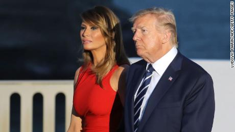 Image result for donald trump melania