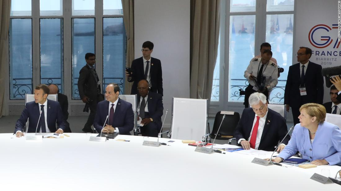 Image result for trump g7 climate