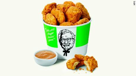 KFC will start testing Beyond Meat fried chicken - CNN