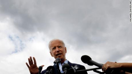 Joe Biden probably still leads the Democratic race