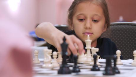 This is the only chess tournament for kids with disabilities