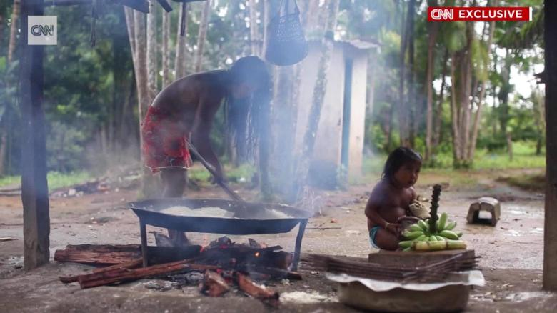 Indigenous people face losing the Amazon Rainforest