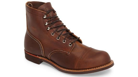 Red Wing Heritage Iron Ranger ($320; nordstrom.com)