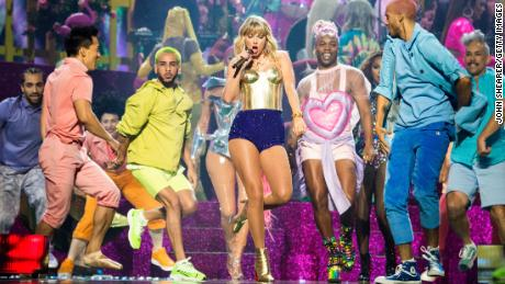 Watch the best moments from the MTV Video Music Awards