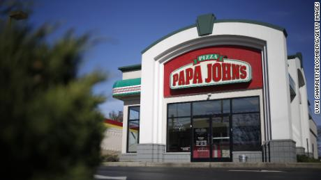 Papa John's names head of Arby's as new CEO