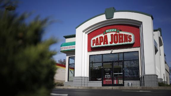 A Papa John