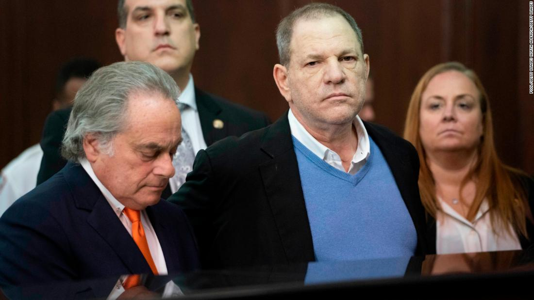 Weinstein ' s Anwalt sagt, sein Strafverfahren wird voraussichtlich mindestens zwei Monate