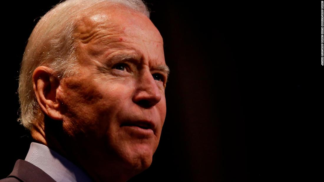 Joe Biden says of conflating details of war stories: 'I wasn't trying to mislead anybody'