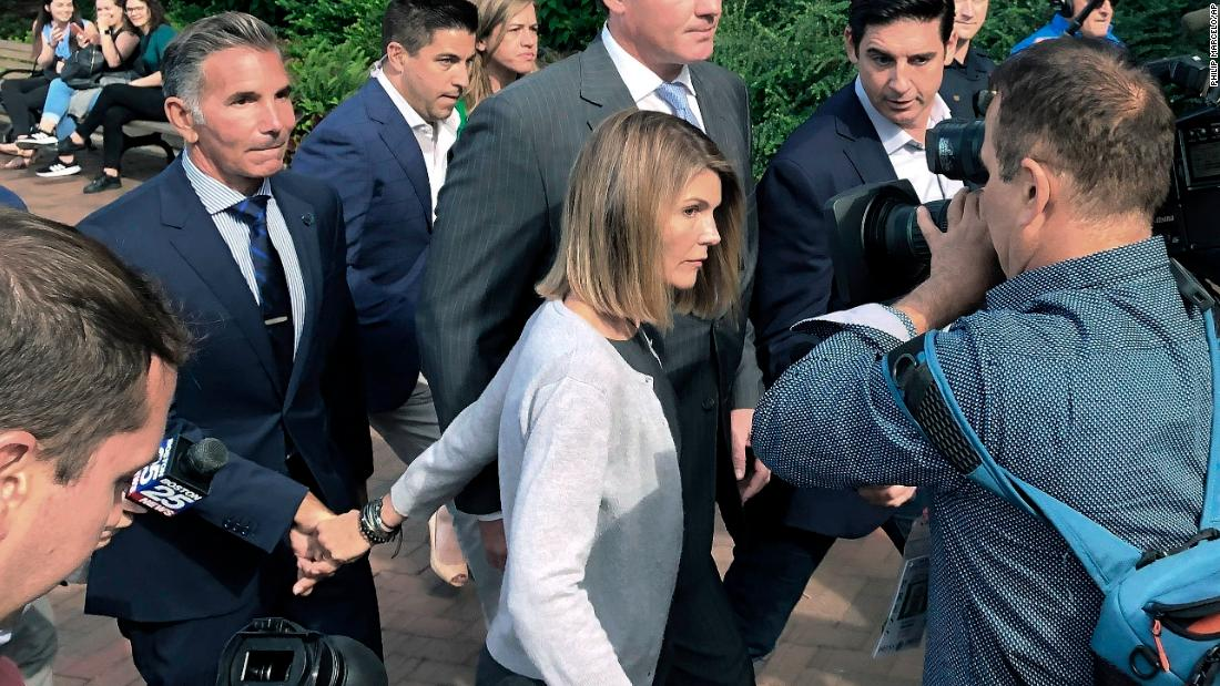 New evidence against Lori Loughlin and husband revealed in government motion