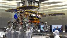 Mars rover expected to launch this year delayed until 2022, partially due to coronavirus