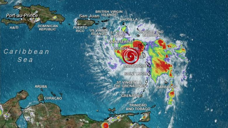 Dorian Could Hit The Us Southeast As A Hurricane