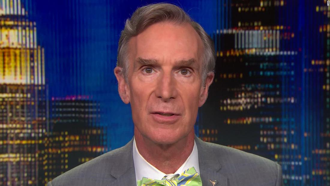 Bill Nye: Not sustainable to lie about climate crisis