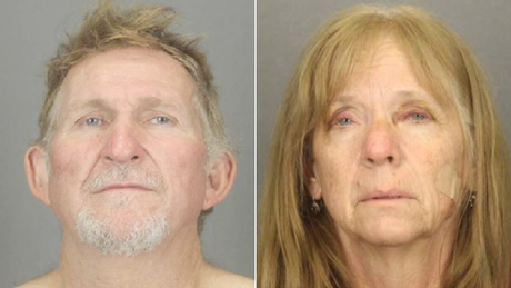 A couple of fugitives accused of murder could receive help from white supremacists, authorities say