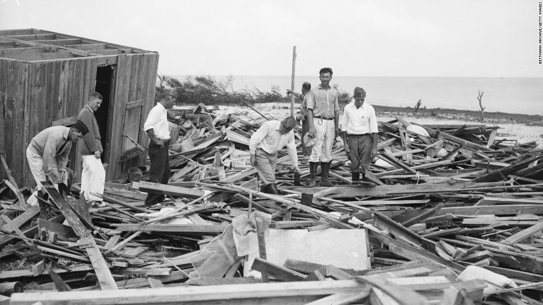 Image result for labor day hurricane