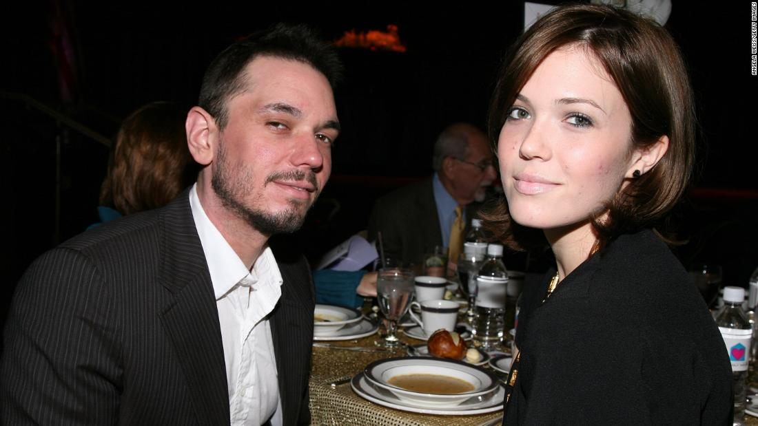 Mandy Moore pays tribute to DJ AM on the 10th anniversary of his death
