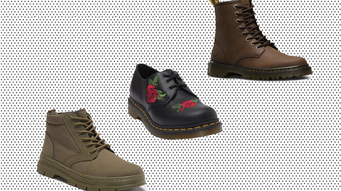 Here's why you need to hit Nordstrom Rack's Dr. Martens shoe sale ASAP