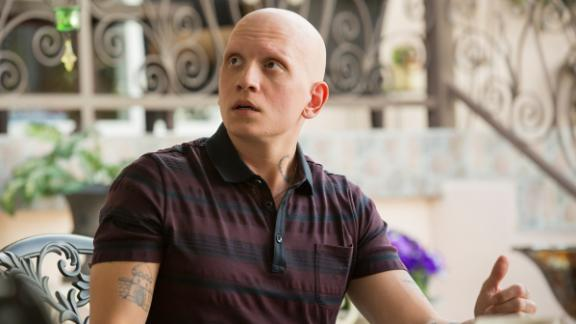 Anthony Carrigan in