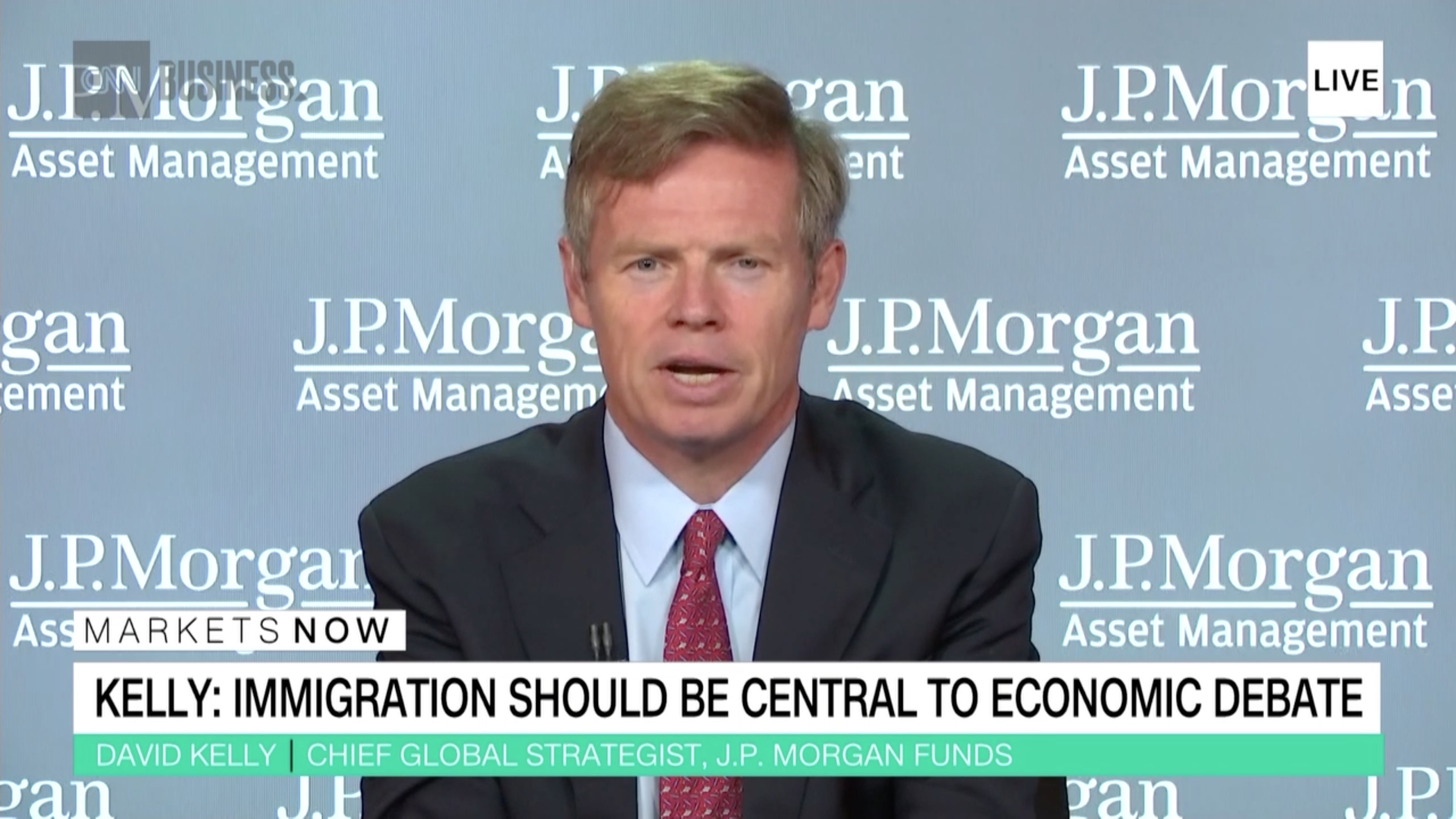 CNN reporter on Wall Street: 'It was a bloodbath' - CNN Video