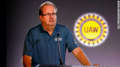 Feds search home of UAW president, seize documents