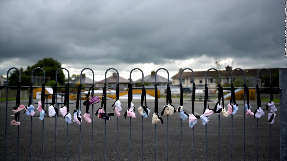 Irland ist die Mutter-und-baby-Heime immer noch eingehüllt in Geheimhaltung