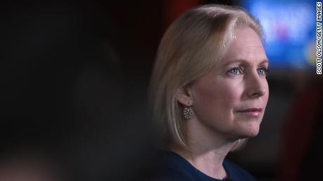 Gillibrand calls on Schumer to bring vote on bill to change how military sexual assault cases are prosecuted