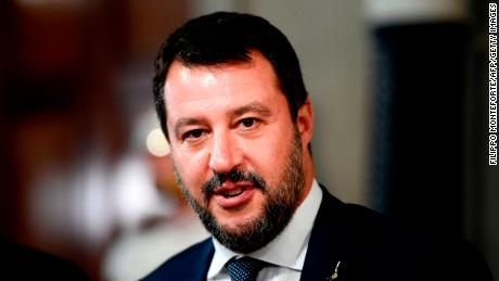 Salvini's push for new elections ultimately backfired.