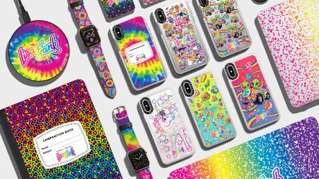Lisa Frank and Casetify collab: These tech accessories are