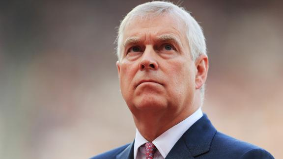 LONDON, ENGLAND - AUGUST 04:  Prince Andrew, Duke of York looks on during day one of the 16th IAAF World Athletics Championships London 2017 at The London Stadium on August 4, 2017 in London, United Kingdom.  (Photo by Richard Heathcote/Getty Images)