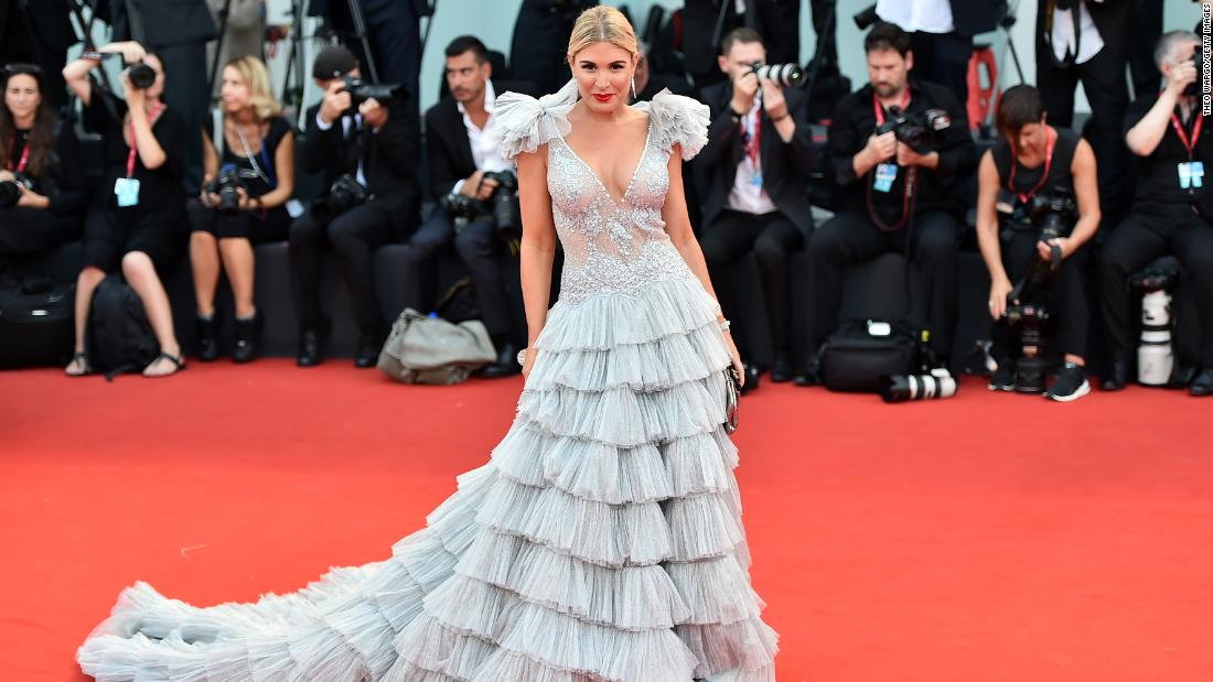 Venice Film Festival best red carpet looks