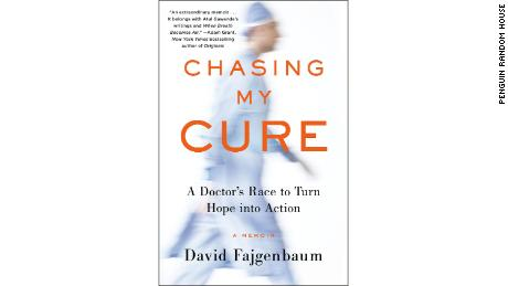 Fajgenbaum's book, a report on his illness and recovery, appeared this week.