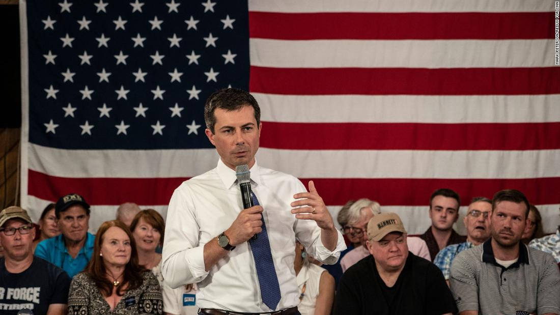Buttigieg: Bold action will be new national project