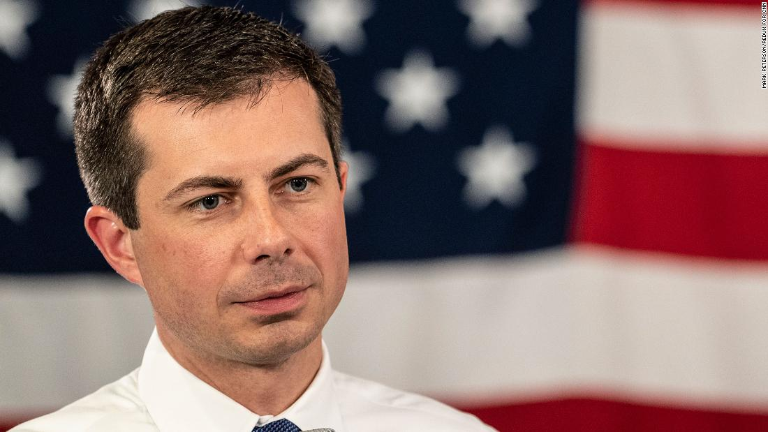 Buttigieg plans to task Defense Department with fighting climate change - CNN
