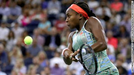 Coco Gauff wins again, setting up a third-round US Open showdown with Naomi Osaka