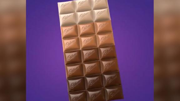 Cadbury said the 'Unity Bar' celebrates 'a country that stands united in its diversity.'