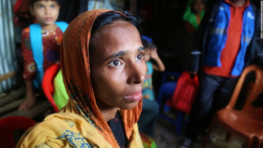 Stolen son: The child traffickers preying on the Rohingya