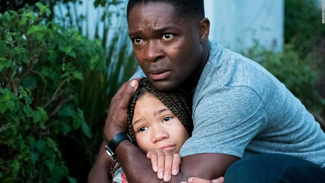 David Oyelowo delves into new territory with 'Don't Let Go'