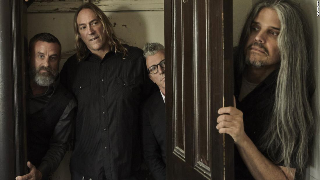 Tool releases 'Fear Inoculum,' the metal band's first album in 13 years