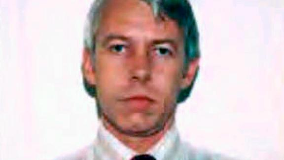 FILE -- This undated file photo shows a photo of Dr. Richard Strauss, an Ohio State University team doctor employed by the school from 1978 until his 1998 retirement. He is believed to have sexually abused at least 177 student-patients at OSU.