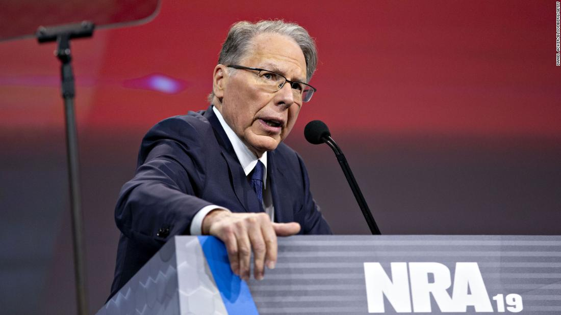 NRA files new lawsuit against its former ad firm Ackerman McQueen