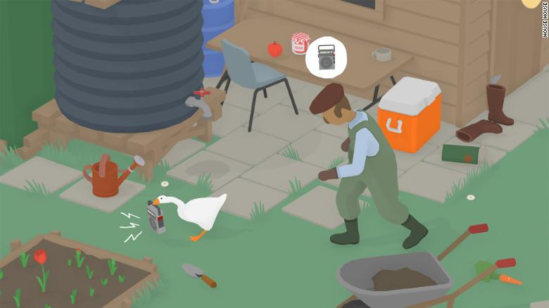 Untitled Goose Game Takes The World By Storm
