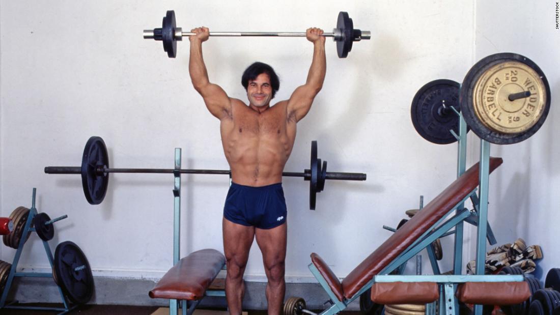 Franco Columbu, Arnold Schwarzenegger's 'best friend,' dies at 78