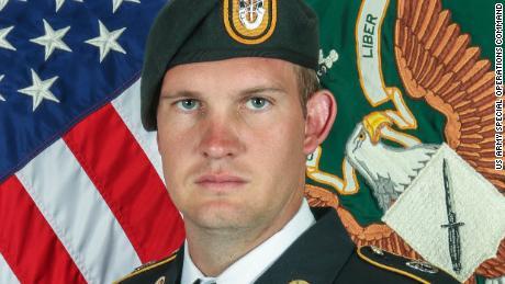 Dustin B  Ard: US Green Beret killed in Afghanistan